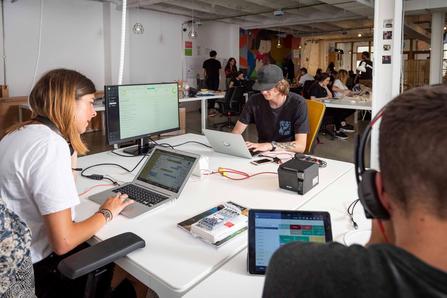 trabajar en startup