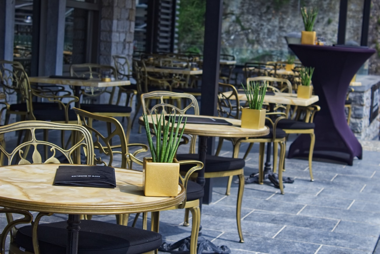 Cómo sacar partido a la terraza de tu restaurante