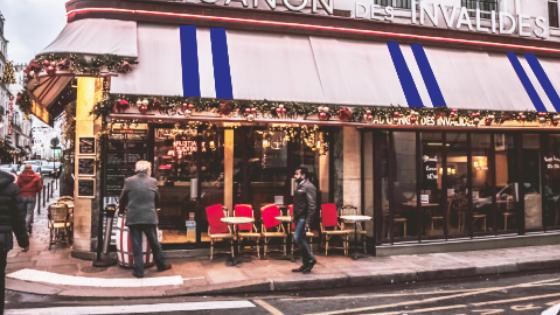 adaptar restaurante navidades