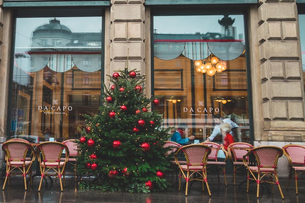 preparar restaurante navidades