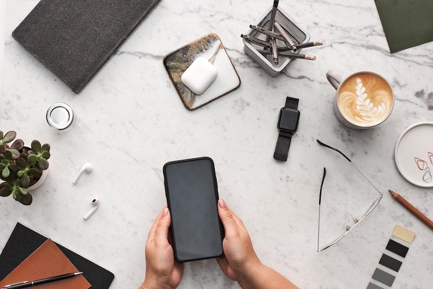 pago con el móvil contactless