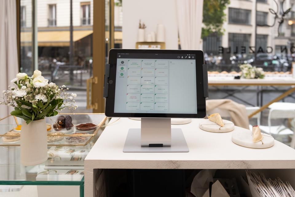 tpv táctil, ipad para tu negocio, TPV en ipad, caja registradora