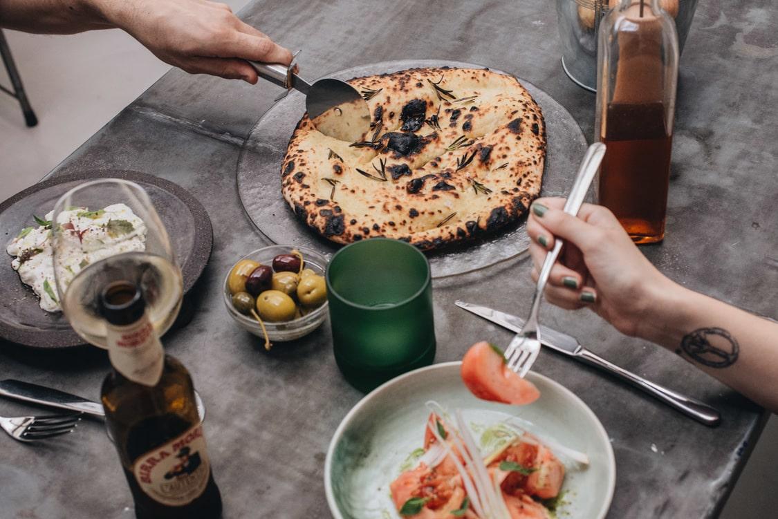Nuestros clientes tienen talento: Garden Pizza by Rafa Panatieri x Tiller