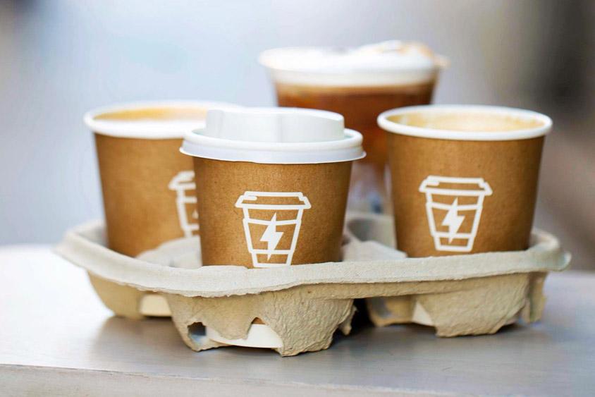 Nuestros clientes tienen talento: Syra Coffee