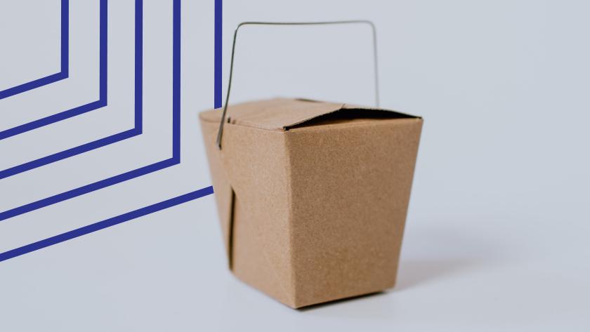 COVID-19: ¿es seguro ofrecer comida a domicilio?