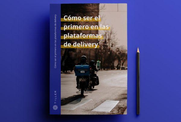 ¿Cómo ser el primero en las plataformas de delivery?