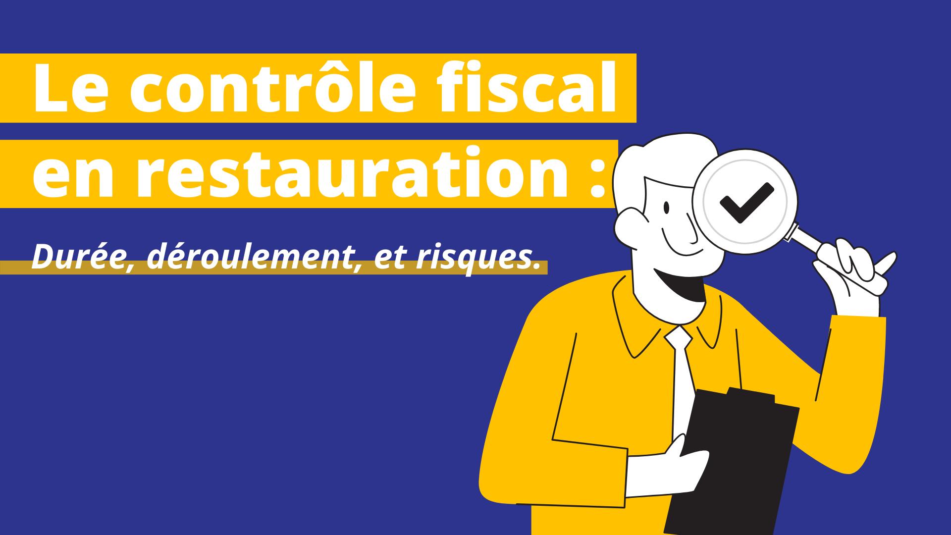 contrôle fiscal restaurant